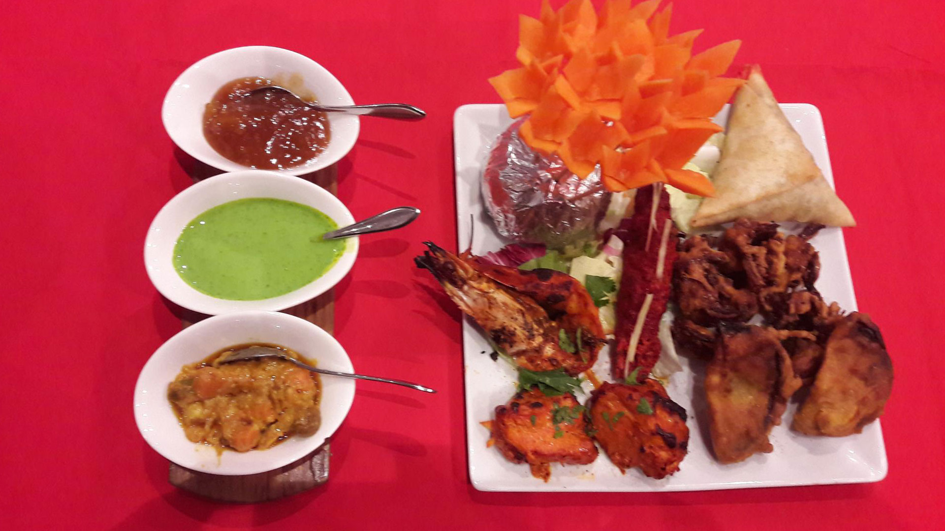 Indian Curry House Slideshow